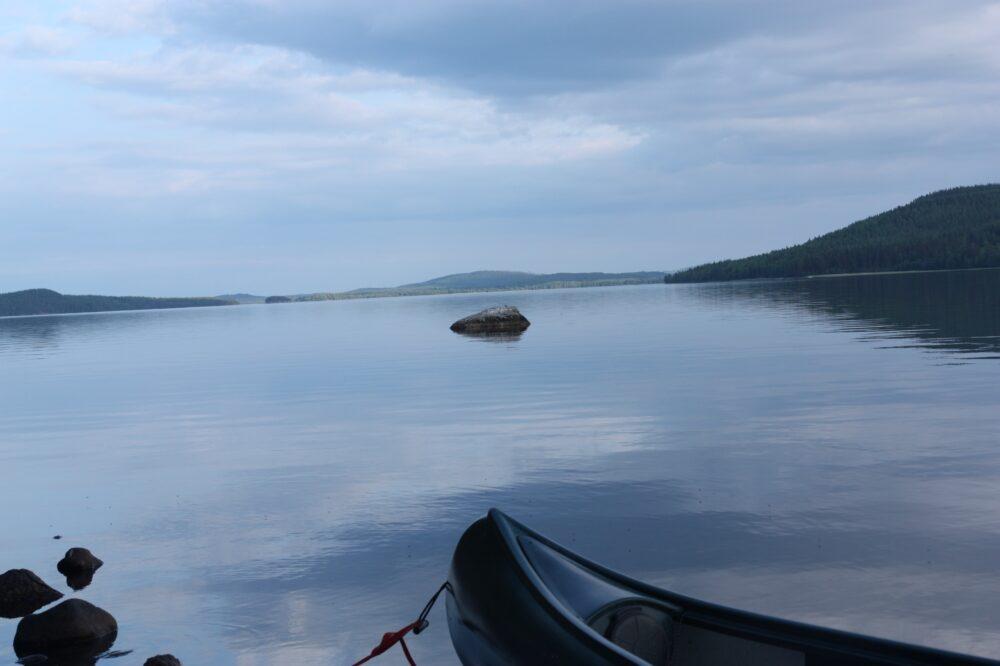kanot Ångermanälven - Paddla i Höga Kusten